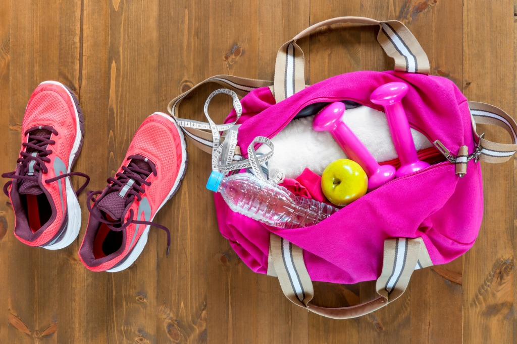 3 things you must have in your gym bag this autumn