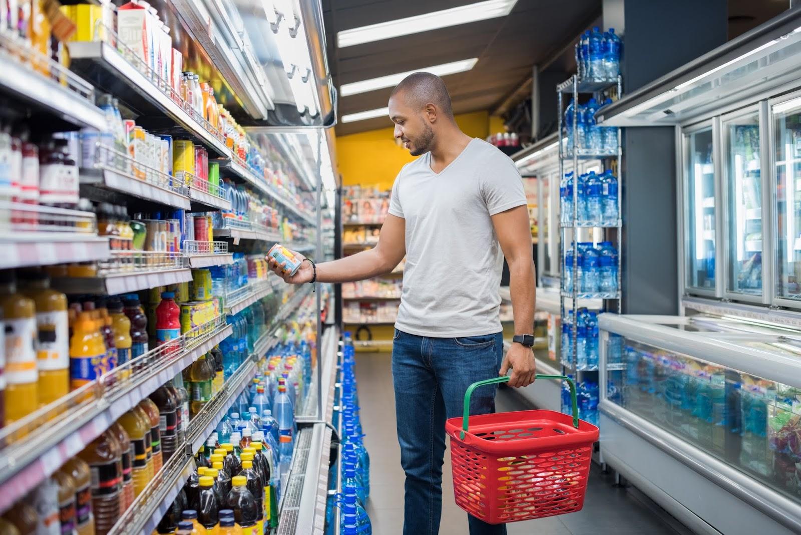 Interpreting food labels