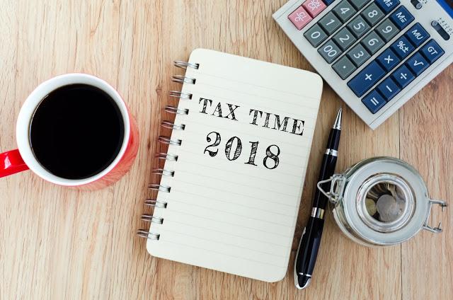 Surviving tax season 2018