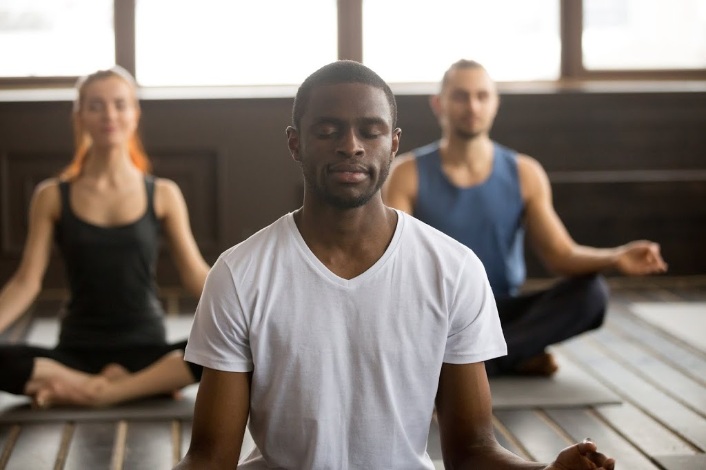 Have you considered Yoga for stress management?