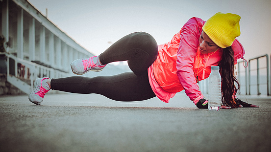 Cold weather outdoor exercise tips