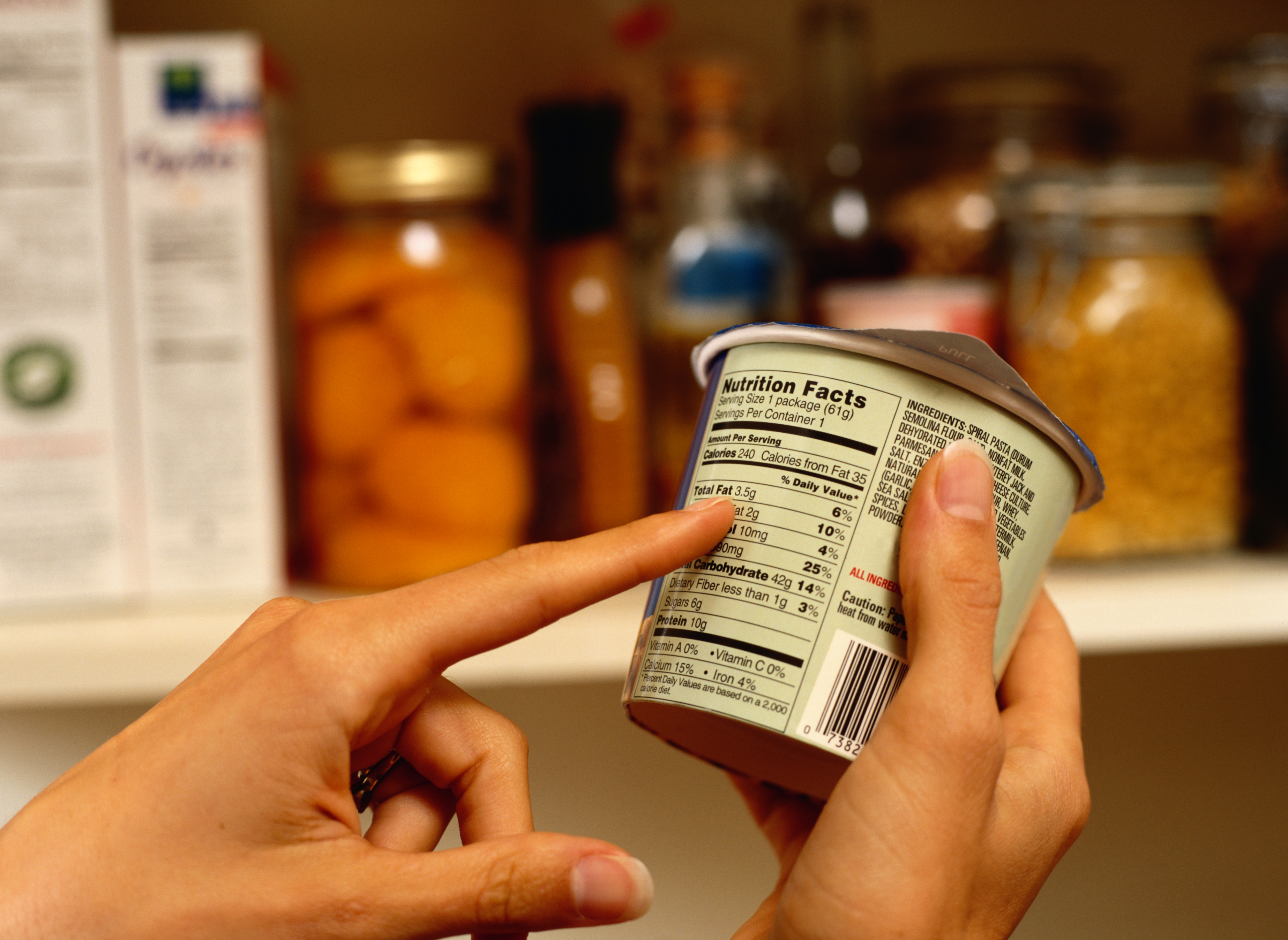 How to understand nutrition labels