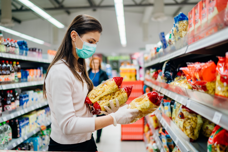 Shake off bad lockdown grocery shopping habits