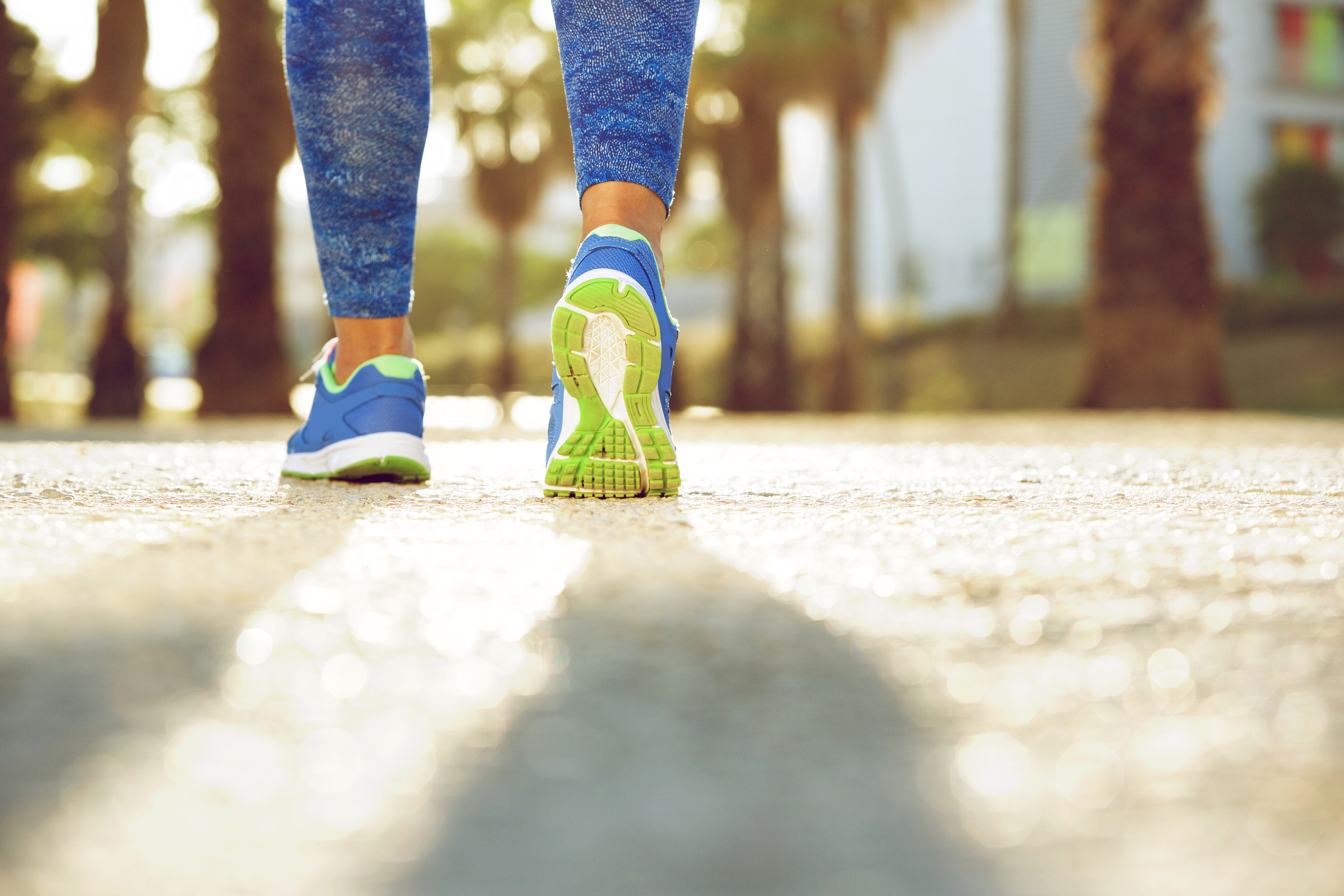 Press the reset button on your fitness goals this spring
