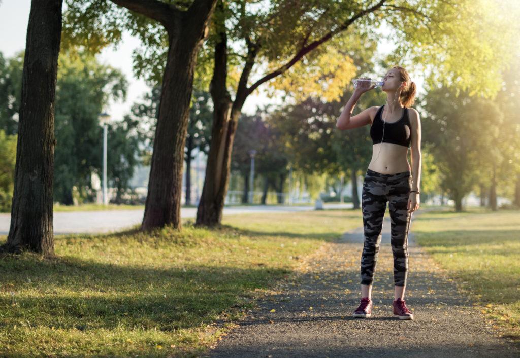 heatwave, exercise